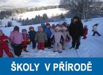 Školky, školy v přírodě a lyžařské kurzy v hotelu Perla Jizery ***