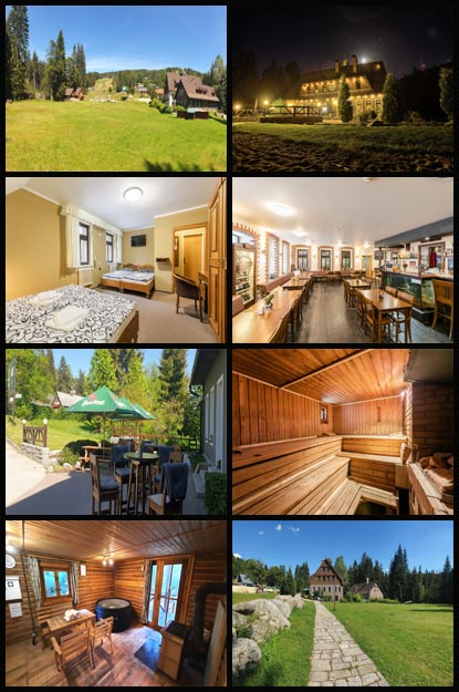 PACKAGE Summer in the Jizera Mountains