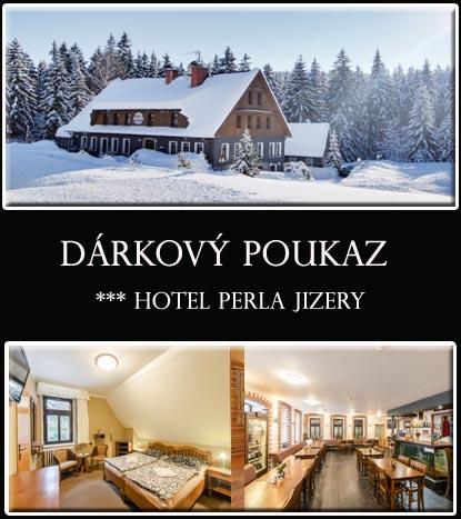 Hotel Perla Jizery - dárkový poukaz