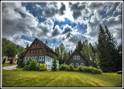 Hotel Perla Jizery - hotel v létě