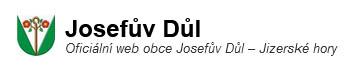 Oficiální web obce Josefův Důl