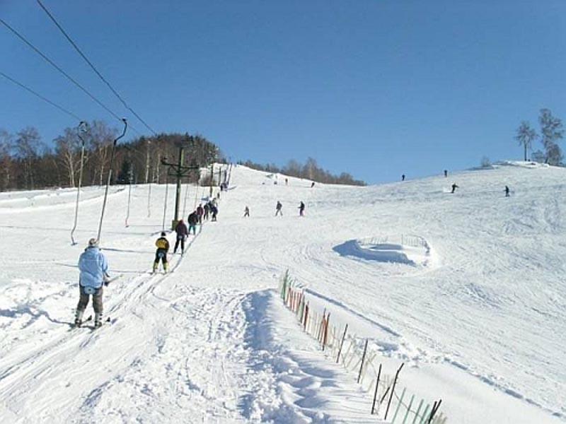 Lyžařské středisko Desná - Černá Říčka