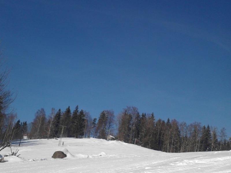 Lyžařský vlek Selský Dvůr - Albrechtice