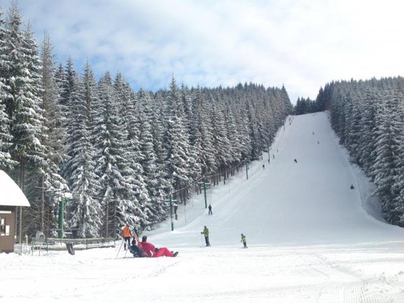 Ski areál Mýtiny