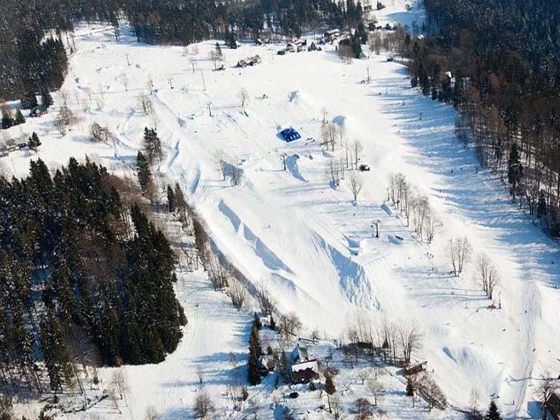 Ski areál Rejdice - Kořenov