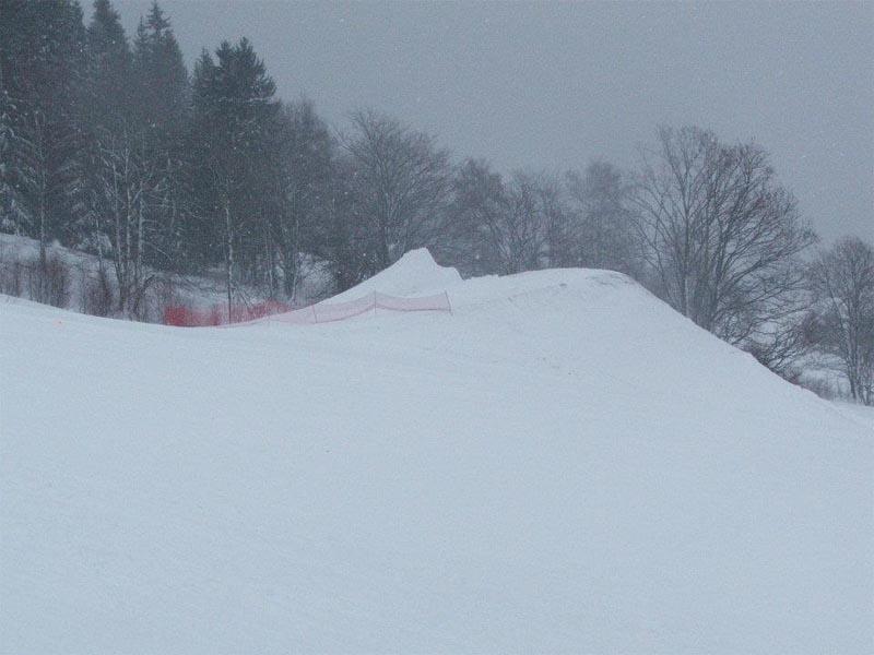 Ski areál Světlý vrch - Albrechtice