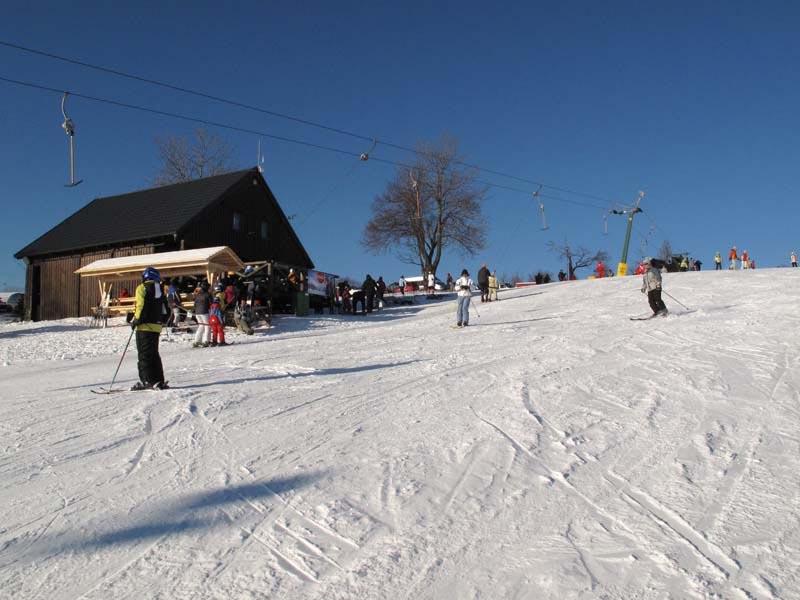 Ski areál U Čápa - Příchovice, Kořenov