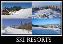 SKI resorts  in the Jizera Mountains
