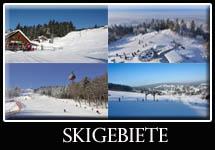 Skigebiete im Isergebirge