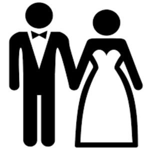 Zajišťování svatebních obřadů