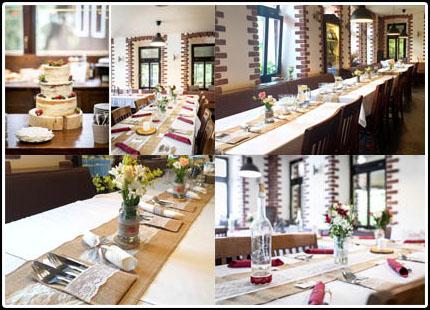 Restaurace Perla Jizery - svatební obřad
