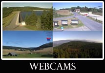 Webcams in the Jizera Mountains