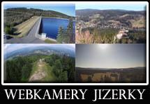 Webové kamery v Jizerských horách
